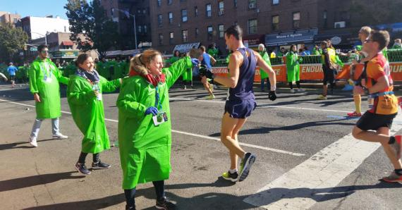 nyc city marathon