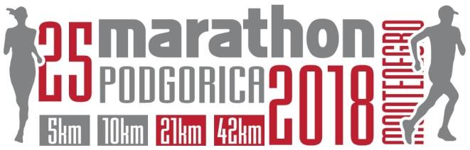 podgoricki maraton logo